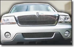 Lincoln Aviator Billet Grill
