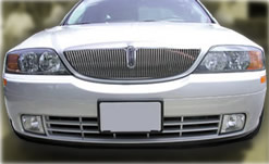Lincoln LS Billet Grill