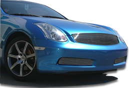 Infinity G35 Coupe Billet Grill
