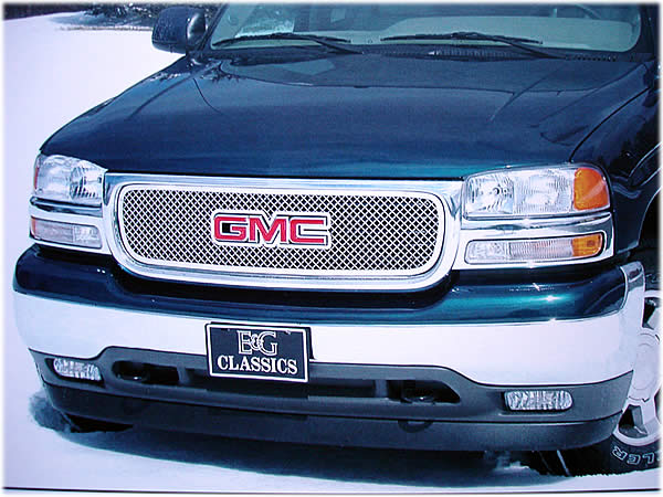 gmc sierra yukon billet grille grill insert grilles truck accessories auto parts chevy ford gmc dodge cadillac lincoln toyota nissan mazda billet grille billet grill billet grills billet grilles mesh grilles truck accessories chevy ford gmc dodge cadillac lincoln toyota nissan