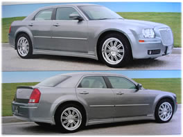 Chrysler 300 Ground Effects