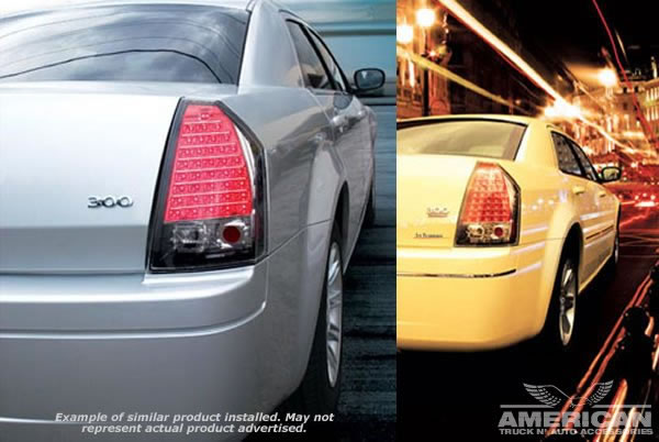 Chrysler 300 300C LED Tail Lamps