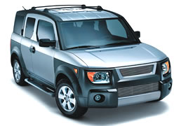 Honda Element Billet Grille