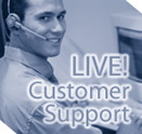 Live! Customer Support
